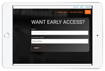 Early Access Sign-Up_ipadmini_silver_landscape
