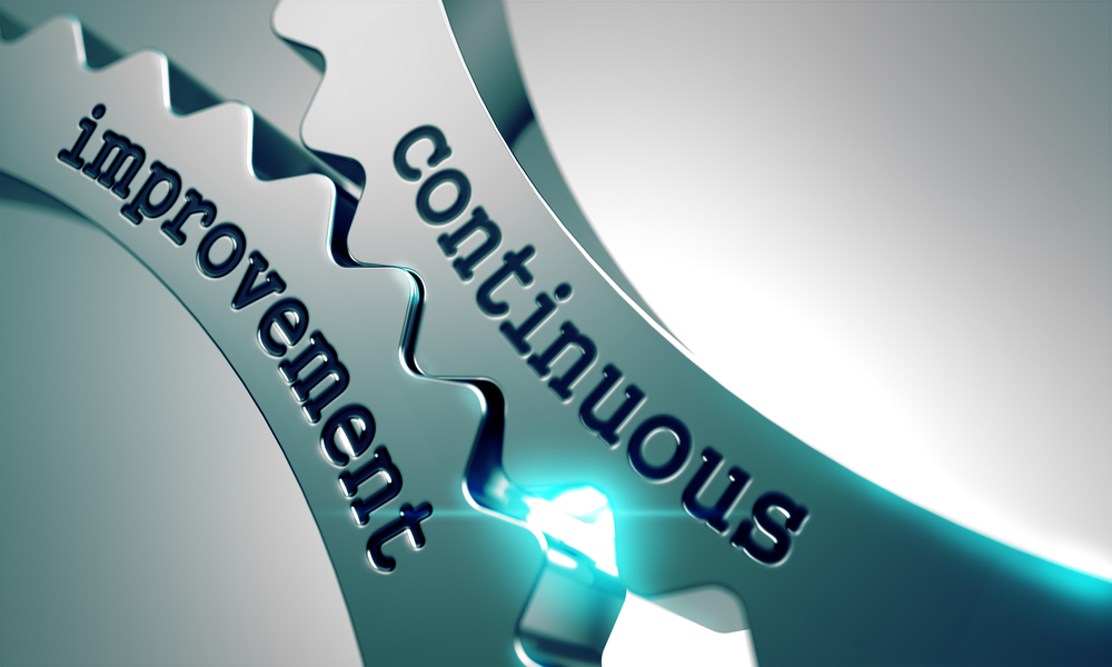 Continuous Improvement on the Mechanism of Metal Gears.-1